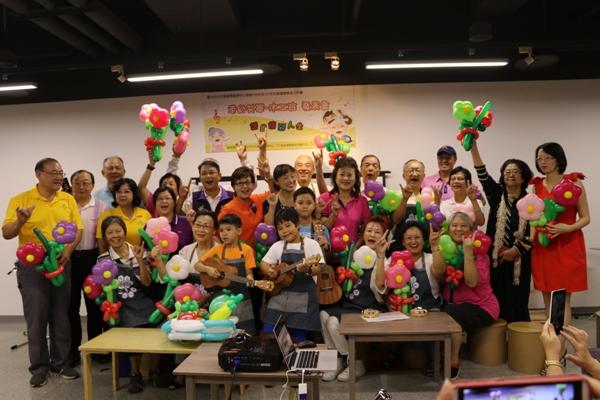 【信誼】信誼基金會與中正健康中心  用兒童的力量 攜手打造樂齡友善社區