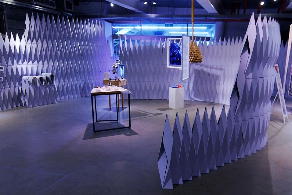 高雄設計中心加持── 成大創意產業設計研究所成功打造充滿奇幻意象的MovISee成果展