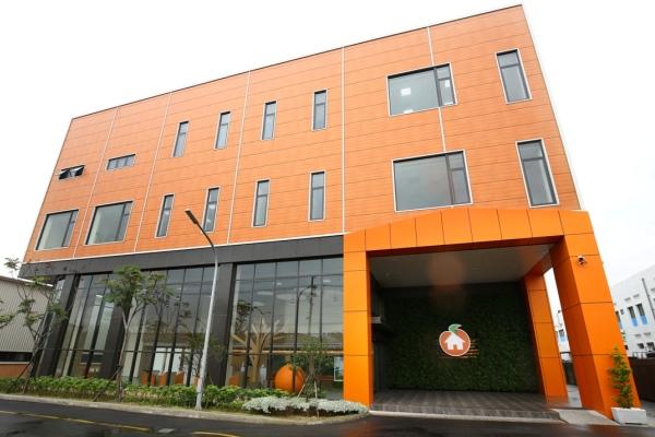 橘色環保工廠 橘子工坊生產基地大公開!