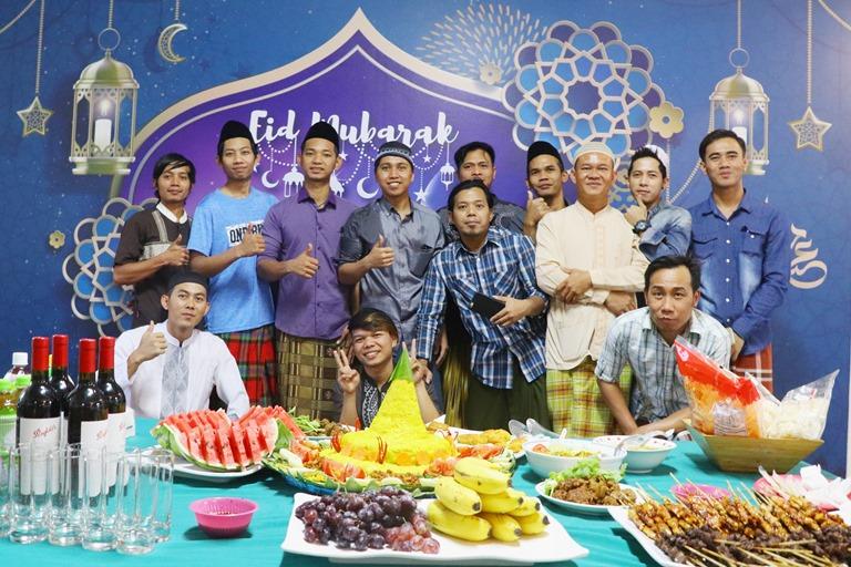 新屋也過印尼年!印尼台灣零時差 共慶穆斯林開齋節