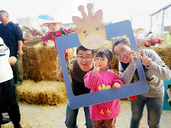 歡喜收割!記華東紙器營業培訓及親子農事體驗