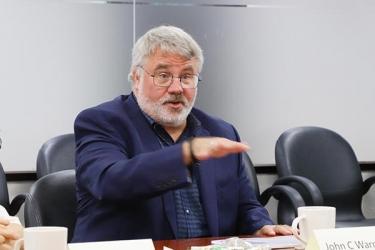 全球綠色化學座談會  永豐餘x綠色化學之父Dr. John C. Warner