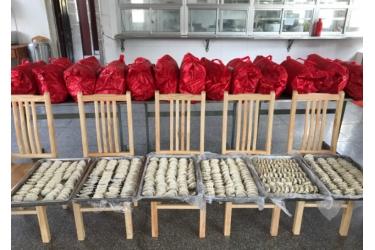 愛心敬老,傳遞溫情:揚州廠敬老慰問活動