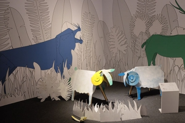 摺紙,立體美學的教育與傳承